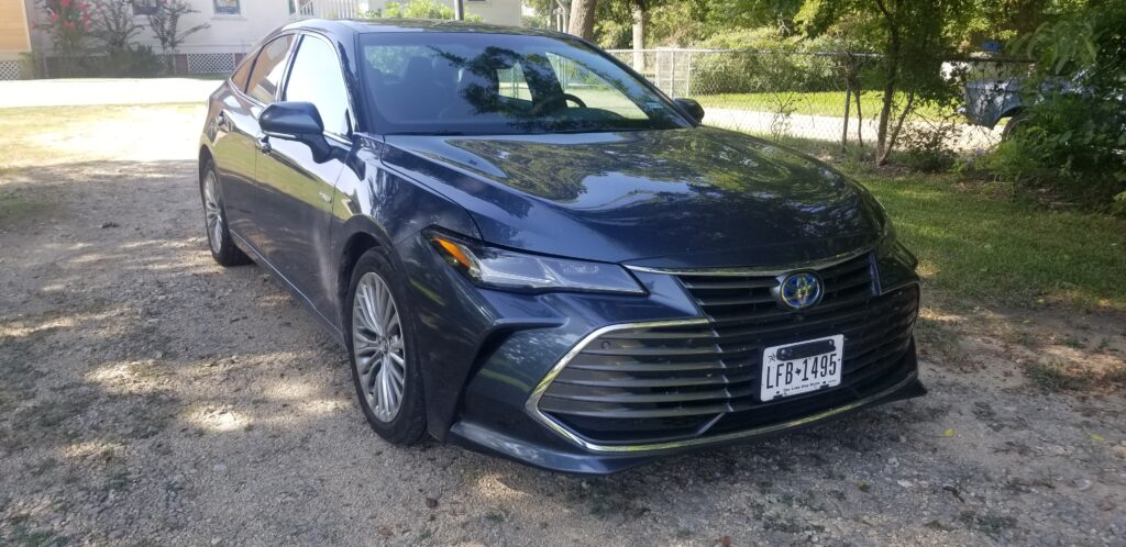 I was absolutely amazed with everything about the 2019 Toyota Avalon Hybrid - Comfort, Economy, and easy to use Tech