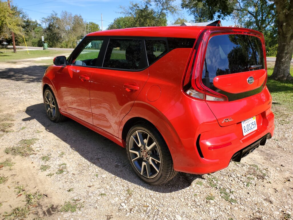 The 2020 Kia Soul GT-Line Turbo is light years ahead of the first iteration