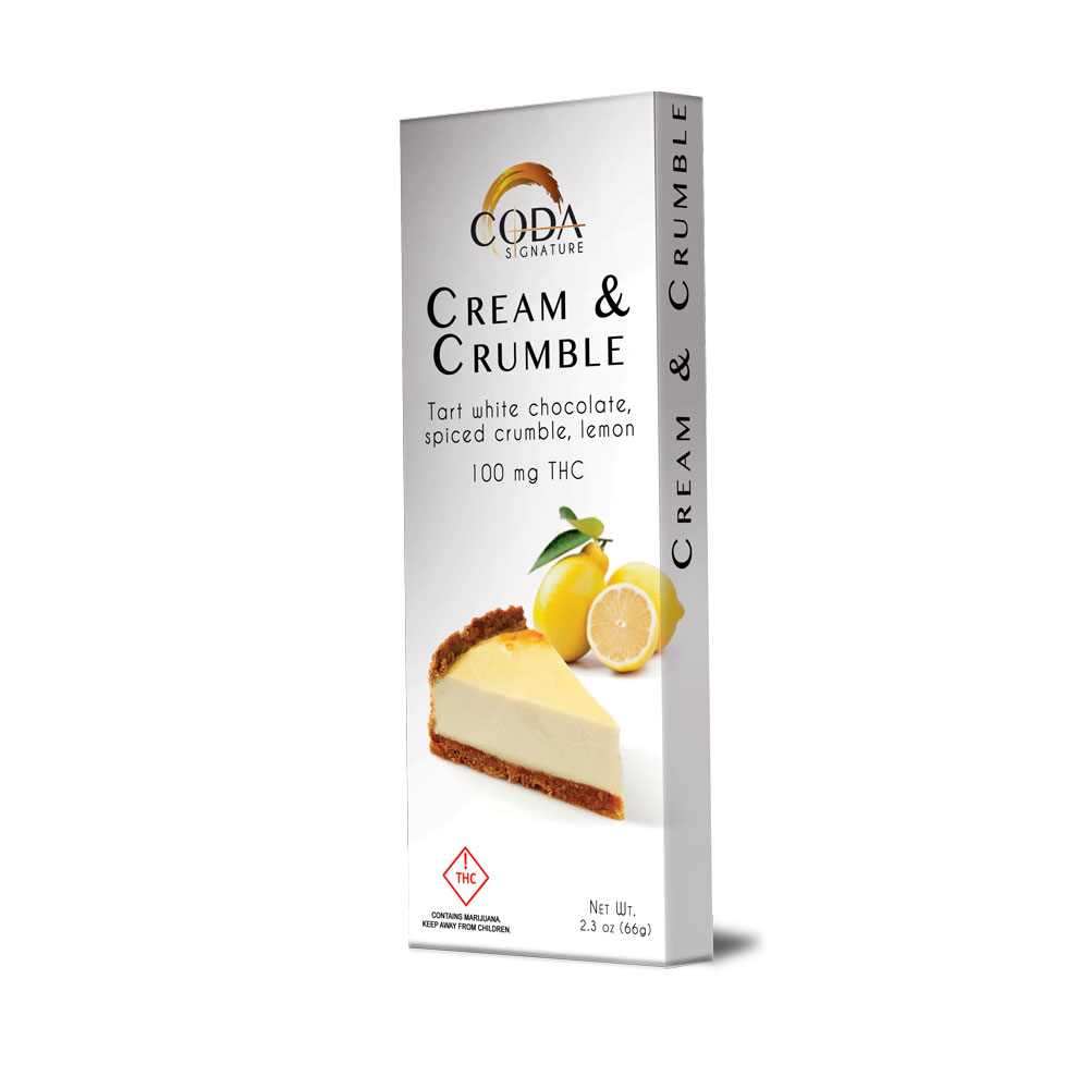 Coda Signature Cream & Crumble Image