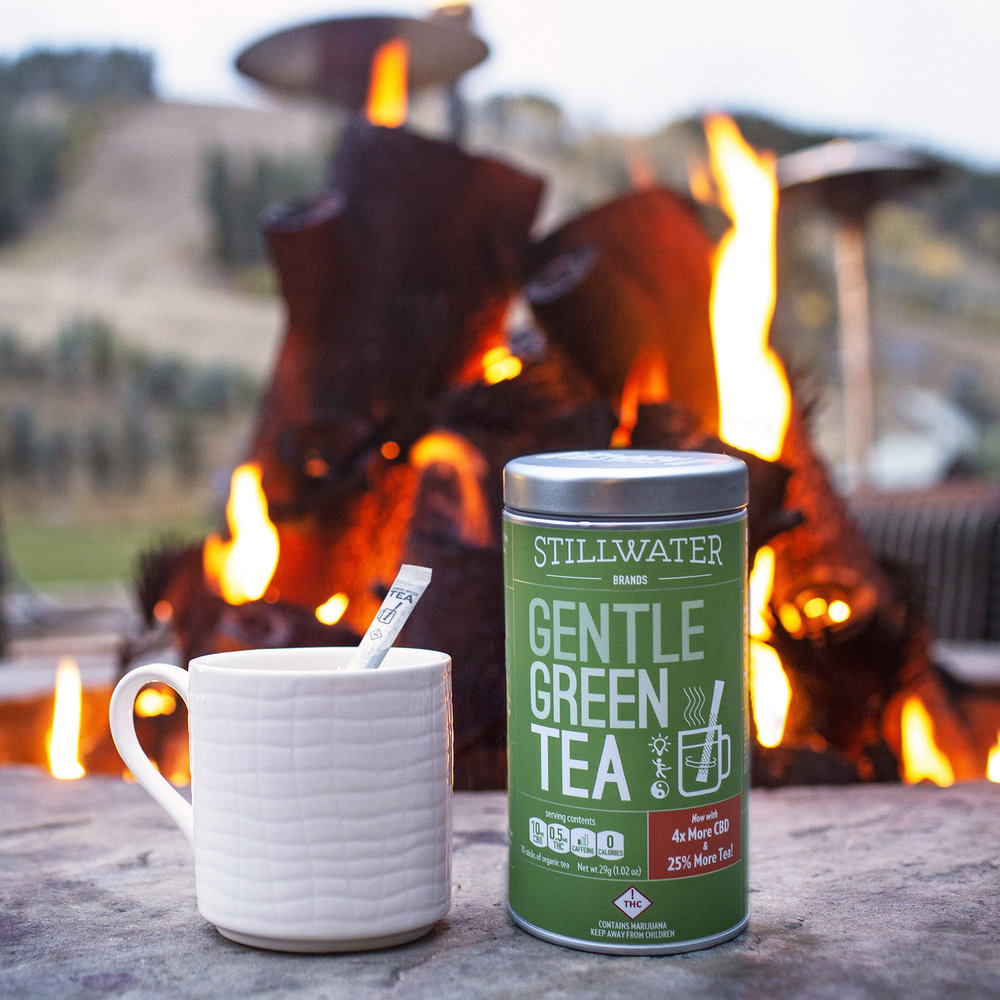 Stillwater Brand Gentle Green Tea Image