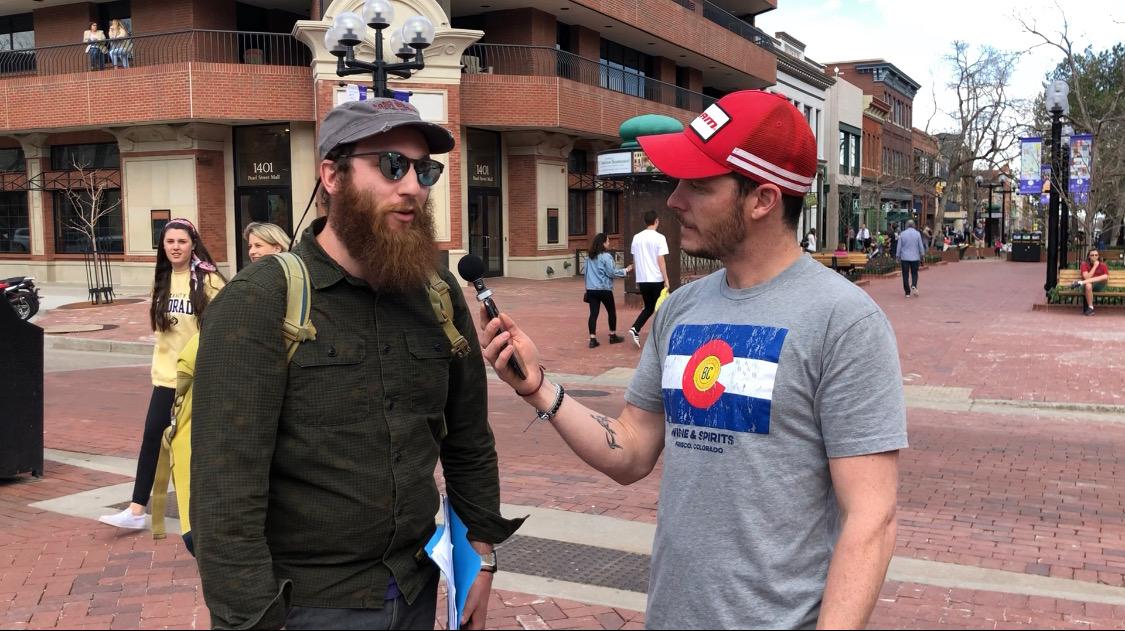 Street Interview 420