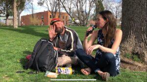 420 Street Interviews