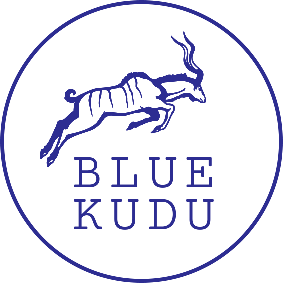 Blue Kudu Logo