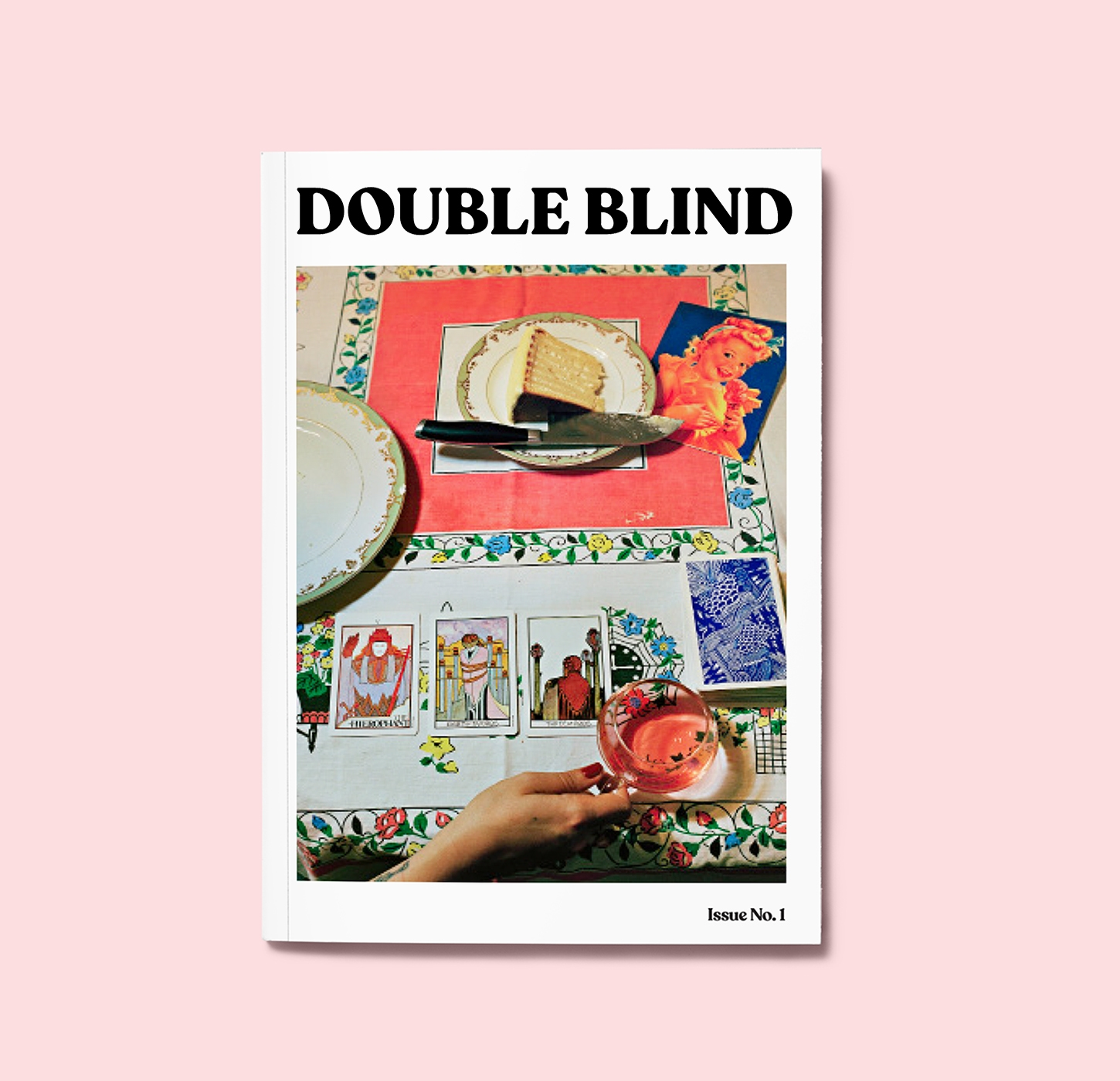 Double Bling Mag Cover