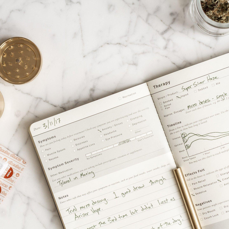 Gold Leaf Journals