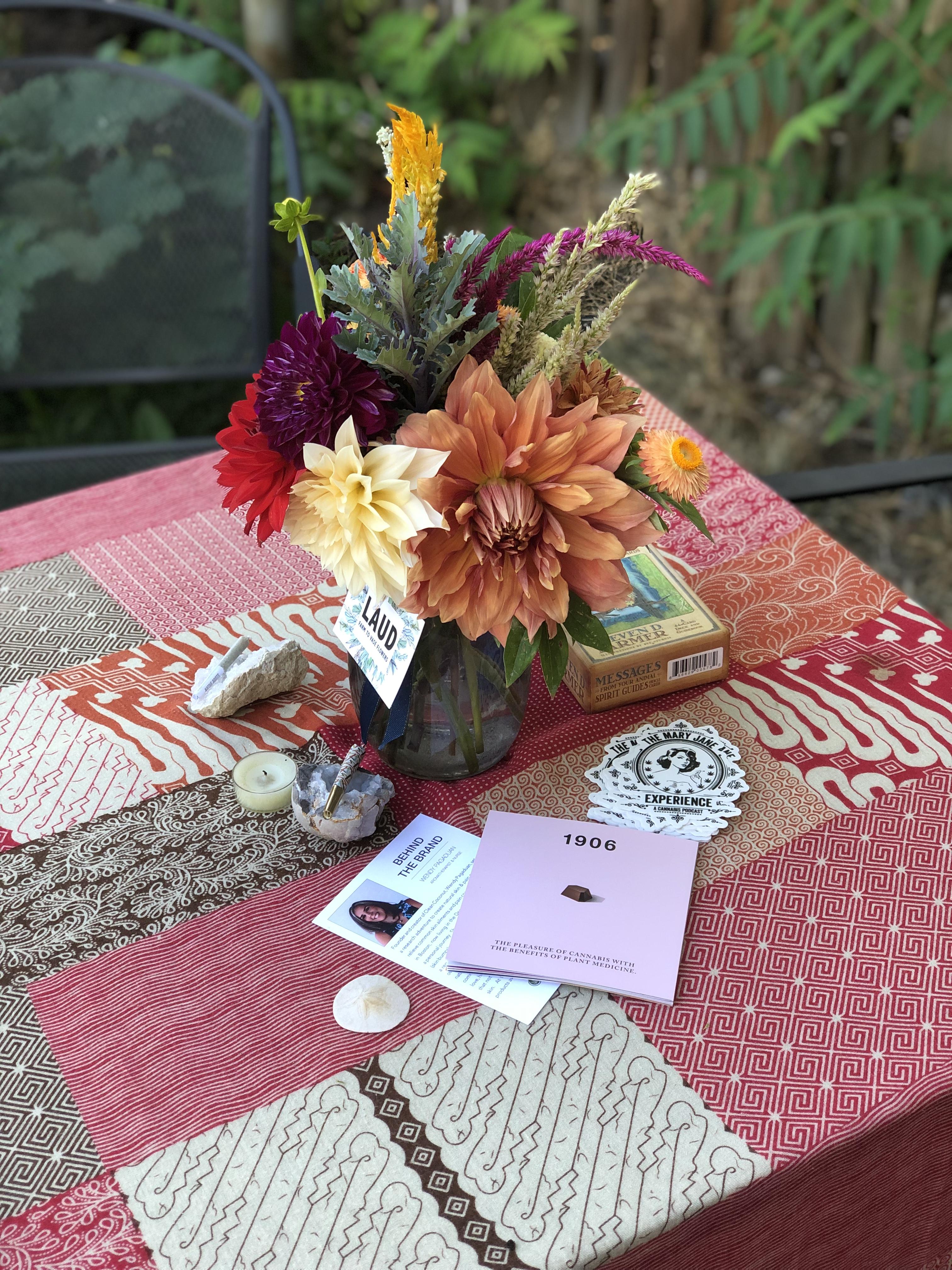 Flower Arrangement Laud Farm
