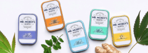 Review: Mr. Moxey's Ginger CBD/THC Mints