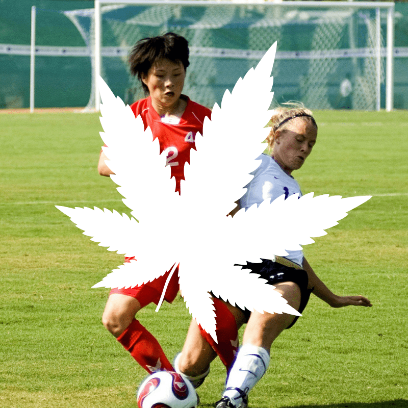 Pro Soccer and CBD