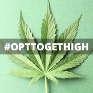 #OPTTOGETHIGH