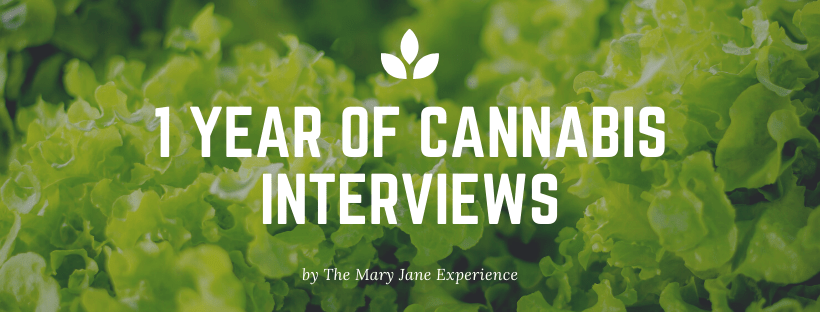 1 Year of Cannabis