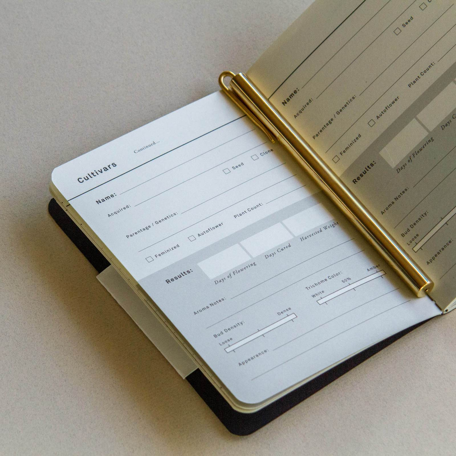 GoldLeaf Journal