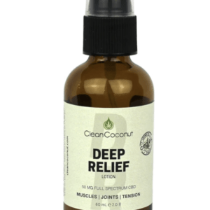 Clean Coconut Deep Relief Cream