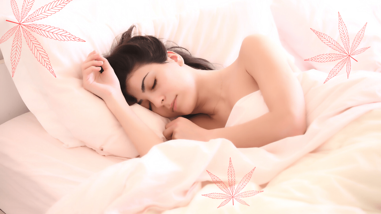 Cannabis For Sleep