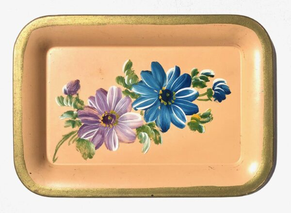 Vintage Rolling Tray