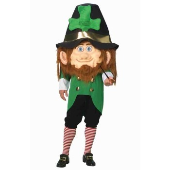 Our Leprechaun illusion provides  The Legend of the Leprechauns ☘️  The Legend of the Leprechaun is alive and well and perfect for St. Patrick's Day revelers. Legend says: The person who captures the little fellow and got his Pot O Gold