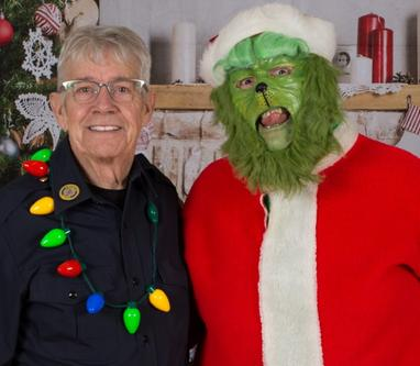 THR GRINCH! In the style of  Dr. Seuss' How The Grinch Stole Christmas. Hire our Grinch, who is a Christmas comedy Magician: 90 minutes - $200