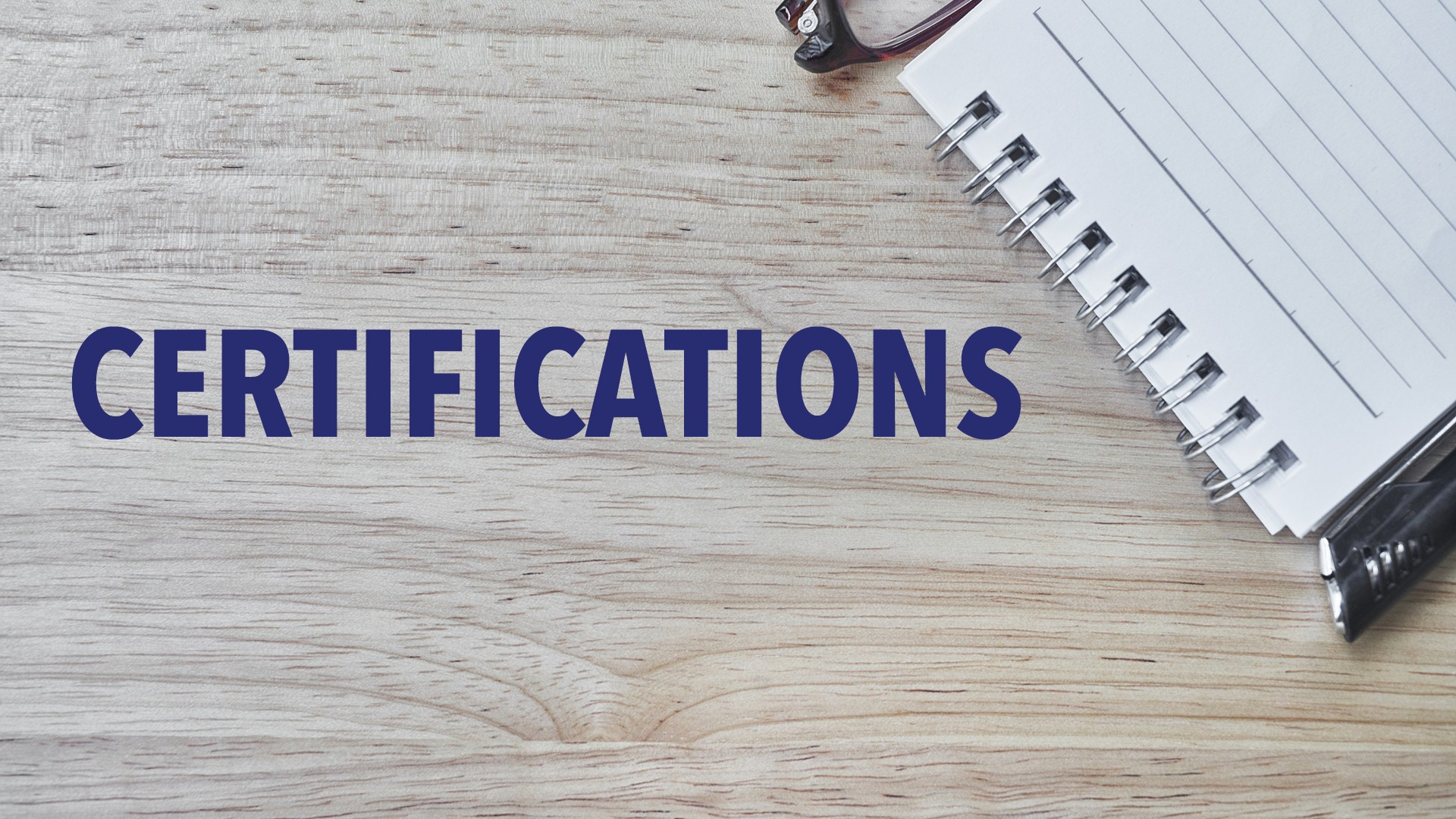 certificationsnew