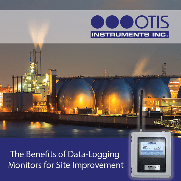 The Benefits of Data Logging Monitors for Site Improvement - Otis Instruments