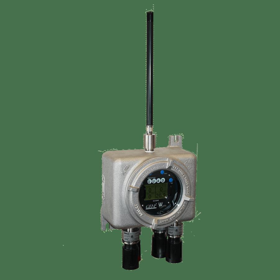 OI-6940 Sensor Assembly Notis Quad - Otis Instruments