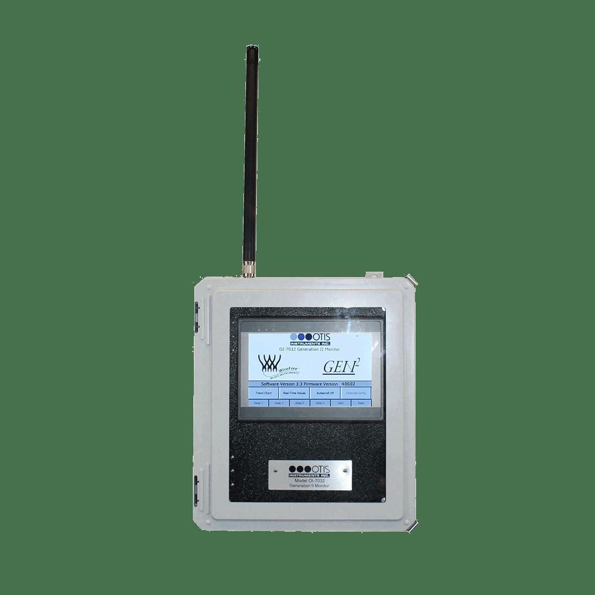OI-7032 Monitor - Otis Instruments