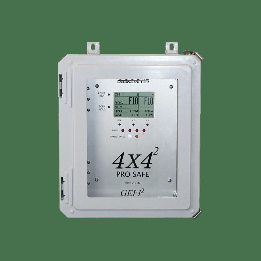 OI-7440 Controller - Otis Instruments
