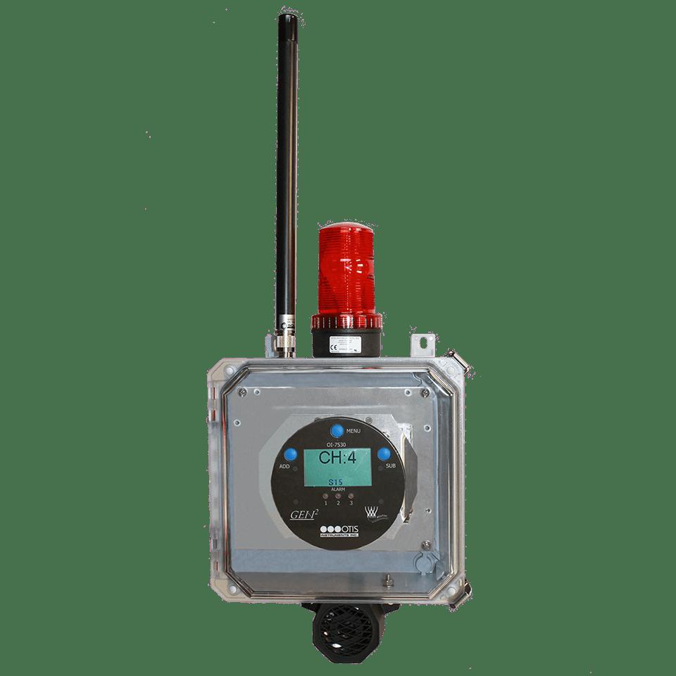 OI-7530 Relayer Controller - Otis Instruments