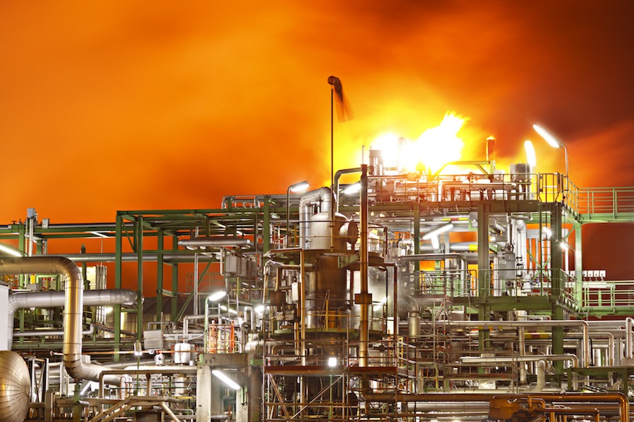 Choosing Flame Detection for Industrial Safety - Otis Instruments