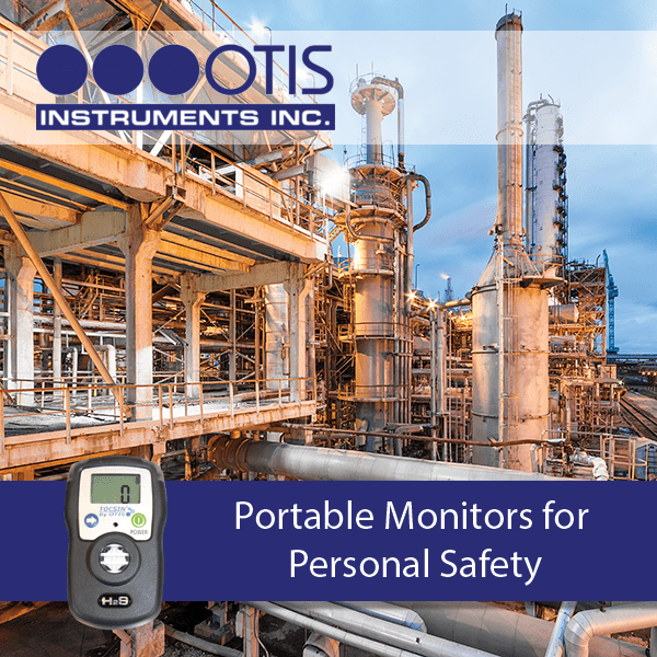 Portable Monitors for Personal Safety - Otis Instruments