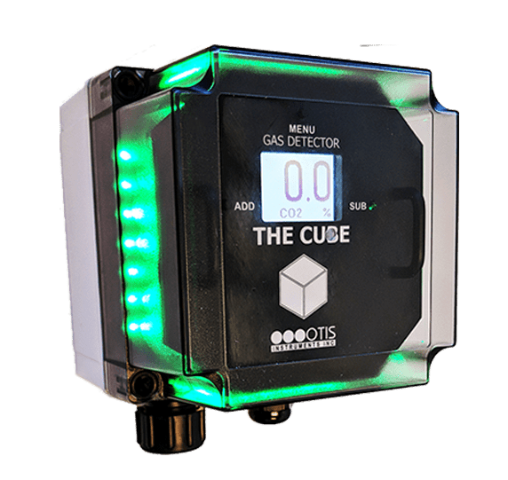 The Cube: Gas Detection in Toxic Environments - Otis Instruments
