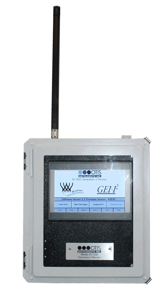 OI-7032 Data Logging Monitor with Hazardous Worksite Analysis - Otis Instruments
