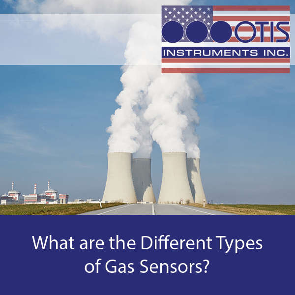 What are the Different Types of Gas Sensors? - Otis Instruments