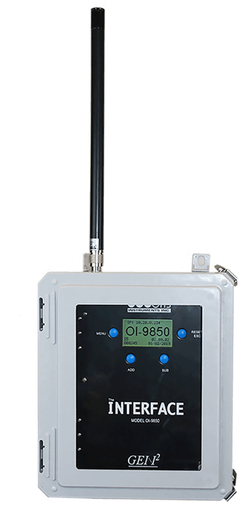 OI-9850 WireFree Receiver for Diverse Applications - Otis Instruments