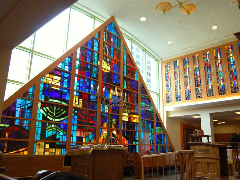 Beth Hamedresh Synagogue