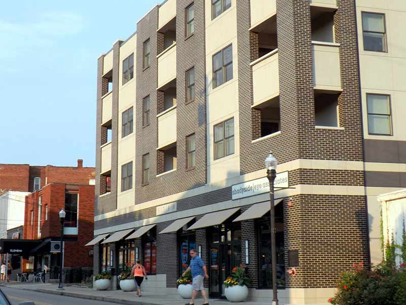 Bovie Place Apartment Building