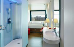 CitizenM Room in Paris