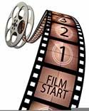 A Film Reel Start 1 2 3
