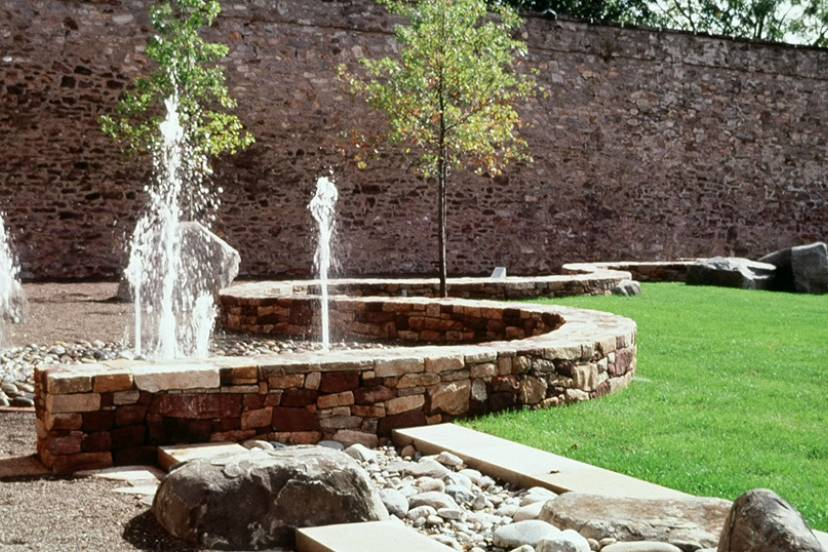 Michener Museum Sculpture Garden