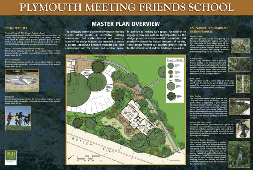 Plymouth Meeting Friends School New Building Educational Landscape
