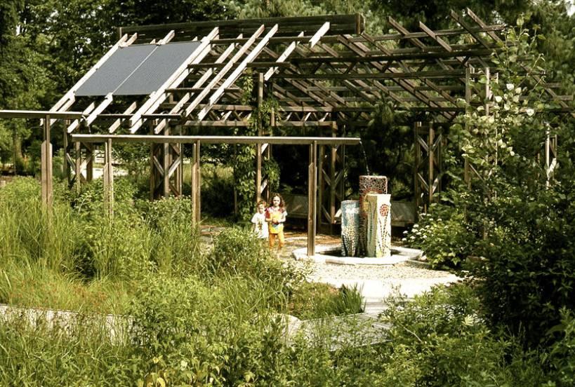 Temple University Sustainable Wetland