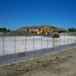 commercial excavating special excavation project michigan