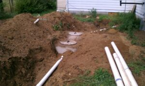 residential excavating services near ypsilanti mi