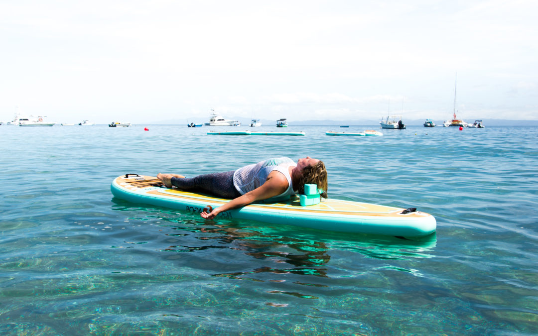 Floating Yin Yoga