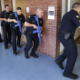 Methuen Police drill