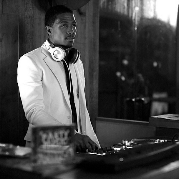 DJ Nick Cannon Set at WALL