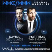 Miami Music Week 2015: Davide Squillace & Matthias Tanzmann