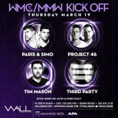 Miami Music Week 2015: MMW/WMC Kick Off Party