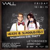 NERDS & SCHOOL GIRLS @ SKAM Fridays w/ DJ Crooked