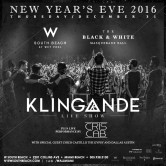 W South Beach New Years Eve 2016
