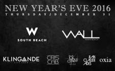 NYE2016 at W South Beach w/ Klingande