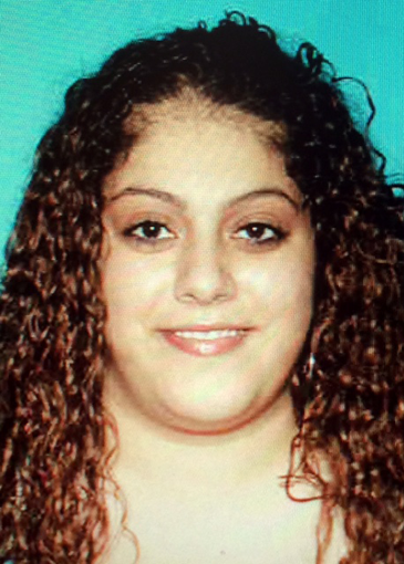 Hana Deeb, booked on methamphetamine charge.
